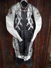 Motorrad Lederkombi einteilig KUSHITANI Gr.52, unbenutzt mit Fehlern