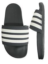Adidas Adilette Comfort Black Unisex Sliders Slip On Flip Flop Sandals F35724