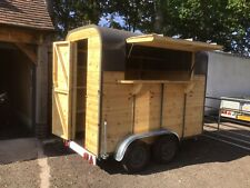 Professionally Converted Rice Catering Trailer