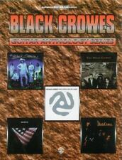 Black Crowes: Authentic Guitar-Tab Edition (Guitar Anthology Series)-ExLibrary