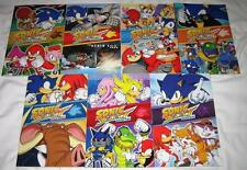 SONIC SELECT: #1,2,3,4,5,6,7 Complete! Archie Comics Hedgehog