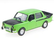 Simca 1000 Rallye 2 1976 grün Modellauto 1:43