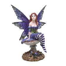 New! Elfe Bottom of the Garden Fairy Amy Brown Design Collectible Figurine 9095