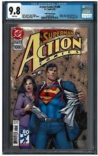 ACTION COMICS  #1000 CGC 9.8 (6/18) DC 1990's variant white pages