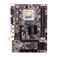 NEW for Intel G41 Socket LGA 775 MicroATX PC Computer Motherboard DDR3 Mainboard