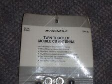Archer Twin Trucker Mobile CB Antenna 21-945