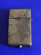 "Antique ""Hahway"" Pocket Cigarette Ligther , Circa 1916"