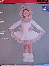 NWT Rainbow Unicorn Horse Dress Halloween Costume Toddler Girls 3T-4T