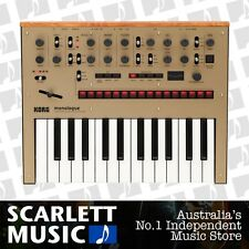 Korg Monologue 25 Note Monophonic Synthesizer Gold *BRAND NEW*