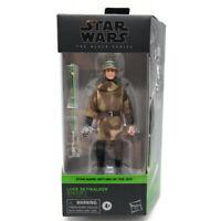 Star Wars The Black Series Luke Skywalker Action Figure New Unopened Free Ship