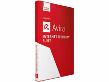 Avira Internet Security Plus 2019 3 PCs für 1 Jahr Download ESD Lizenz