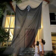 Hanging Ghost Floating Reaper Skull Halloween Decoration Indoor/Outdoor CHOP