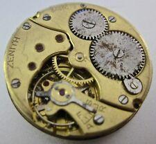 Zenith vintage movement 15 rubis cal 12 4-P , rare