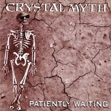 CRYSTAL MYTH-Patiently Waiting CD Rare,Private Metal,Metal Church,Heir Apparent