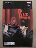 Black Widow #1 Marvel Comics 2016 Series Hip Hop Variant 9.6 Near Mint+