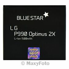 BATTERIA ORIGINALE BLUE STAR 1500mAh LITIO PER LG OPTMIUS DUAL P990 - 3D P920