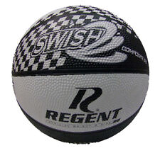 *New* Genuine 71951 Regent Swish White / Black Basketball Size 3 Indoor Outdoor