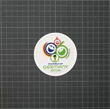 Coupe du Monde 2014 Brésil Patch Badge FIFA Football for Hope Allemagne France