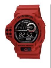 NEW CASIO G-SHOCK GDF-100-4DR RED TERMO/BARO/ALTIMETR/DIVERS Lmtd. $495!!