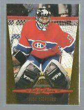 1996-97 Leaf Gold Rookies #3 Jose Theodore (ref53805)