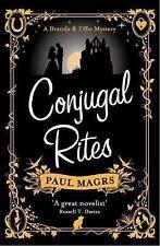 Very Good, Conjugal Rites (Brenda 3), Paul Magrs, Book