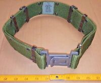 NEW US Military PISTOL BELT, Gray Qk-Release Utility OD-Green MED, Alice LC-2