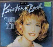 Kristina Bach-Stimmen Der Nacht cd maxi single
