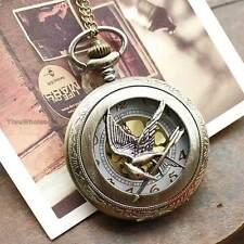 Reloj de bolsillo Los Juegos del hambre Sinsajo Katniss