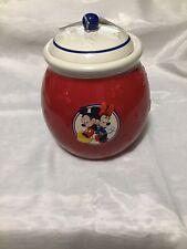 Disney Hallmark Mickey Mouse Treat Jar