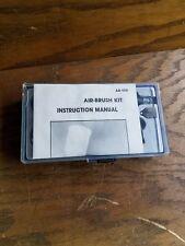 Vintage Holding Air Brush Kit AB-105