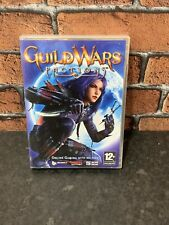 Guild Wars Factions PC CD-ROM With 2 Discs Manual Double Sided Poster Used