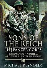 SONS OF THE REICH: II Panzer Corps, Normandy, Arnhem, Ardennes, Eastern Front (P