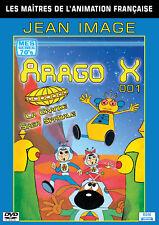 DVD Jean Image : Arago X-001, la grande saga spatiale