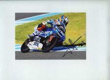 Esteve Rabat Aprilia 125 Moto GP Spain 2010 Signed 1