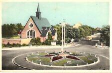 carte postale - Bruxelles - CPA - Woluwé Saint Lambert - Chapelle de Marie