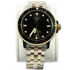 Tissot Seastar 1000 Automatic Black Dial Men's Watch