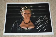 CAMILLE CODURI signed Autogramm In Person 20x25 cm DOCTOR WHO
