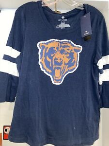 Chicago Bears Women's 3/4 Sleeve Size Medium NWT