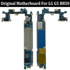 For LG G5 H850 Original Main Logic Board Motherboard 32GB Unlocked Phone Parts