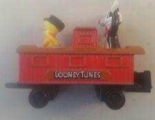ertl looney tunes 1989 train carriage - ertl loony tunes toy 1989