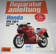 Reparaturanleitung Honda VFR 750 F ab Baujahr 1990