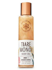 Bath & Body Works Tiare Monoi Nourishing Body Oil 4.9 Fl Oz