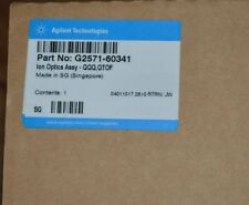New in Box Agilent Ion Optics Assembly G2571-60341 for G6410A/B, G6510A, G520A
