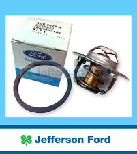 NEW GENUINE FORD AU BA BF FG FGX FALCON THERMOSTAT KIT 6cyl SX SY SZ TERRITORY