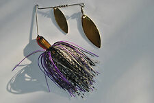 Spinnerbait double skirt lure, Murray Cod & Yellow Belly spinner MUZZA'S LURES