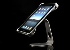 360° M-Shape Silver Metal Mount Stand Holder Kickstand For Apple iPad Air 2 1 4G
