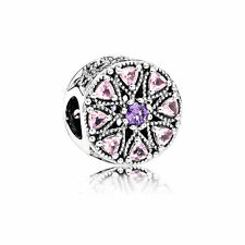 New Authentic Pandora Sterling Silver, Fall 2016 SHIMMERING Medallion 791974NPRX