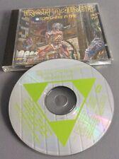 Iron Maiden - Somewhere In Time CD (1986,Holland Press,Heavy Metal Sammlung)