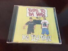 Sealed New Mo Illa Pillaz Raps To Da Max CD Hawaiian Hip-Hop Hawaii Rap Illament