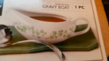 CORELLE COORDINATES CALLAWAY PORCELAIN GRAVY BOAT NEW IN BOX FREE USA SHIPPING